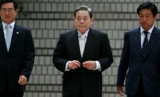 رئيس مجموعة سامسونغ، لي كون-هي،