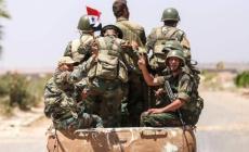صورة: مناشير إسرائيلية تحمل رسائل للجيش السوري