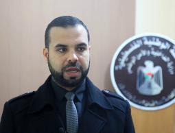 الناطق الرسمي باسم وزارة الداخلية اياد البزم