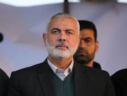 رئيس المكتب السياسي لحركة المقاومة الإسلامية (حماس) إسماعيل هنية