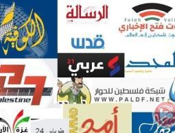 الأطر الصحفية: حجب المواقع
