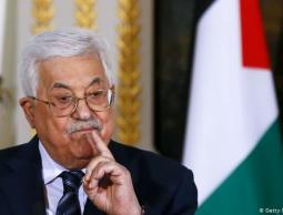 عباس ينتظر ضم (إسرائيل) لمقر المقاطعة