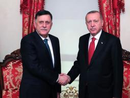 ما وراء القلق الصهيوني من اتفاق تركيا وحكومة الوفاق الليبية