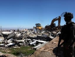 الاحتلال يقرر البدء بمنع البناء بمناطق B في الضفة الغربية