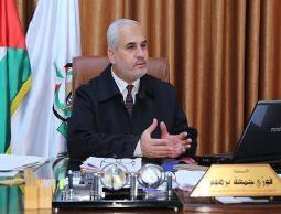 فوزي برهوم المتحدث باسم حماس