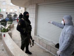 تسجيل 7 اصابات جديدة بالكورونا في بلدة قطنة بالضفة المحتلة
