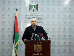 سلامة معروف مدير مكتب الإعلام الحكومي