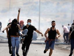 إضراب شامل ووقفة في بيتا للمطالبة باسترداد جثمان الشــهيد شادي الشرفا
