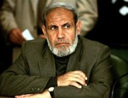 الدكتور محمود الزهار القيادي في حركة حماس