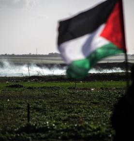 """جمعة """" لن نساوم على كسر الحصار """""""