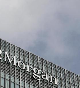 """وفقا للشكاوى فإن بنك جيه.بي مورغان نشر تقريرا """"مضللا"""" أثر على سعر الليرة التركية وانخفاض البورصة (رويترز)"""