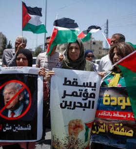 """""""قوى القدس"""" تعلن النفير ضد """"ورشة المنامة"""""""