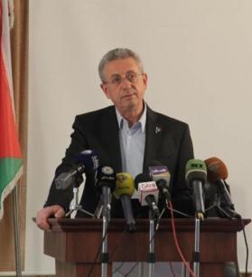 البرغوثي يطالب السلطة بإلغاء كافة الاتفاقيات مع الاحتلال