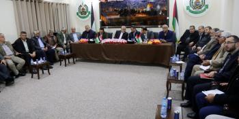 فصائل المقاومة الفلسطينية تعلن موقفها من ورشة البحرين ماذا أعلنت؟