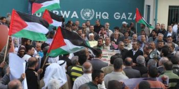 رد الشارع الفلسطيني على مؤتمر المنامة وصفقة القرن