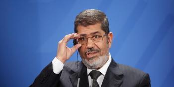 صعود مرسي في العين الإسرائيلية