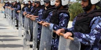 تحقيق صحفي | اجراءات التوقيف لدى شرطة غزة