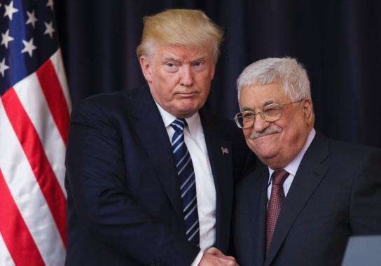المساعدات الأمريكية حلال للسلطة وحرام على غزة!