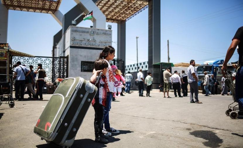 تعرف على حالة معابر قطاع غزة لهذا اليوم - الرسالة نت