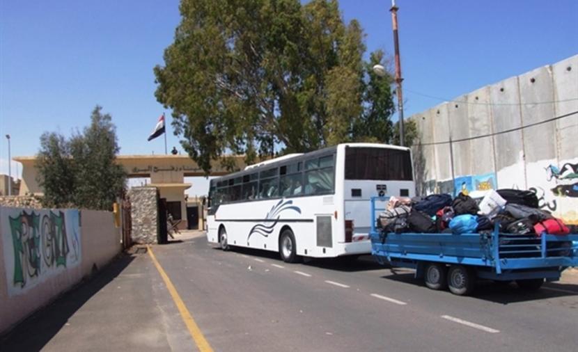 داخلية غزة تُصدر قائمة بالممنوعات خلال السفر عبر معبر رفح - الرسالة نت