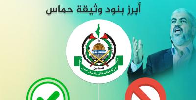 أبرز بنود وثيقة حماس