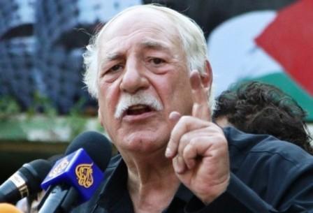 أحمد جبريل الامين العام للجبهة الشعبية- القيادة العامة