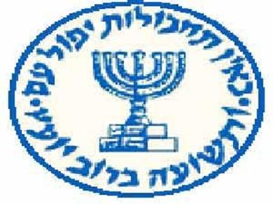 شعار الموساد الاسرائيلي