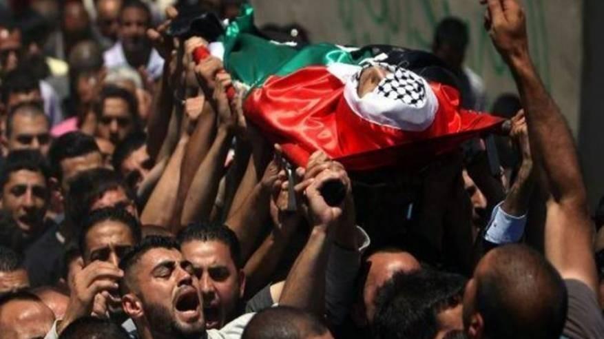 شهيد في خانيونس جنوب قطاع غزة
