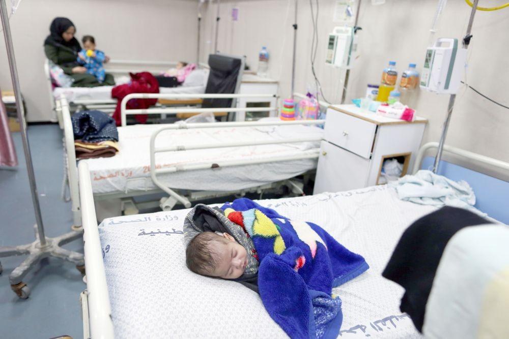 ازمة الوقود في مستشفيات قطاع غزة
