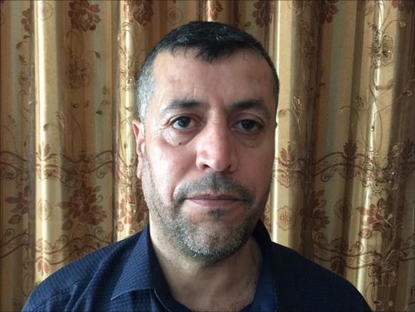 الكاتب والمحلل السياسي محمود مرداوي