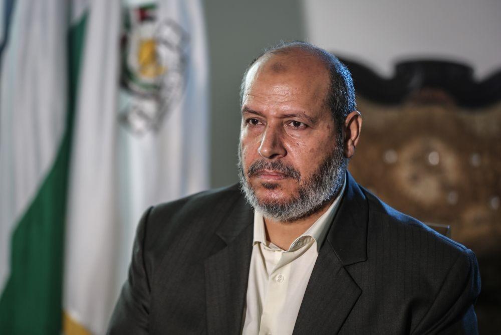 عضو المكتب السياسي لحركة (حماس) خليل الحية