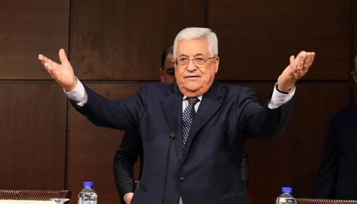 رئيس السلطة المنتهية ولايته محمود رضا عباس