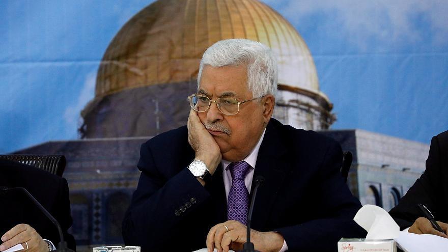 رئيس سلطة فتح  محمود عباس