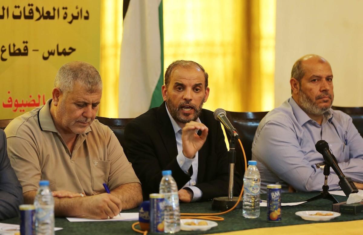 رفض وطني لشروط فتح التي تستثني غزة من الانتخابات المقبلة