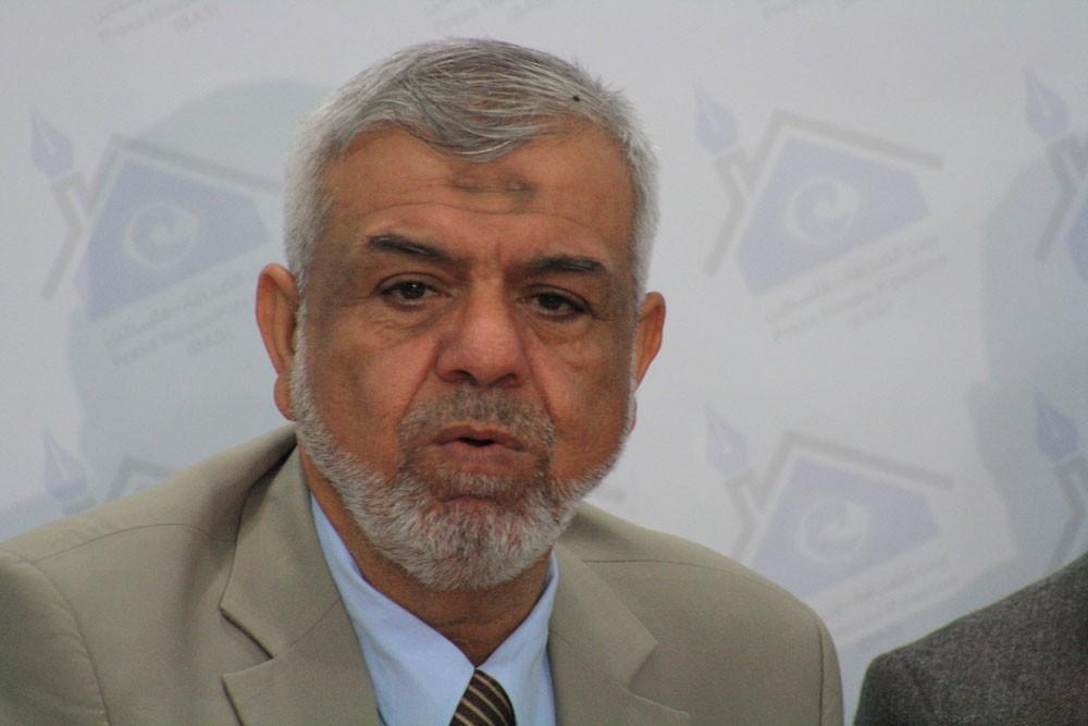 الكاتب والمحلل السياسي مصطفى الصواف