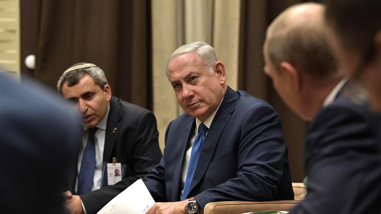 المشاورات لتشكيل الحكومة  الاسرائيلية
