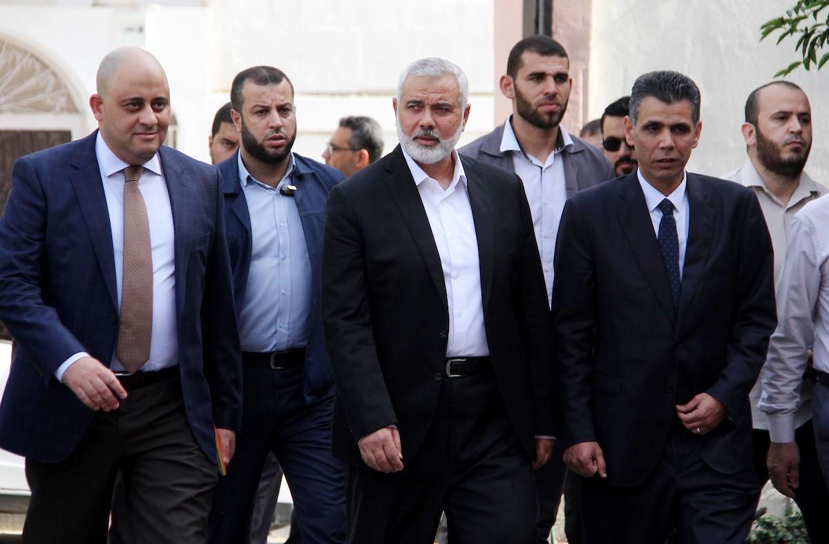 وفد امني مصري يصل قطاع غزة