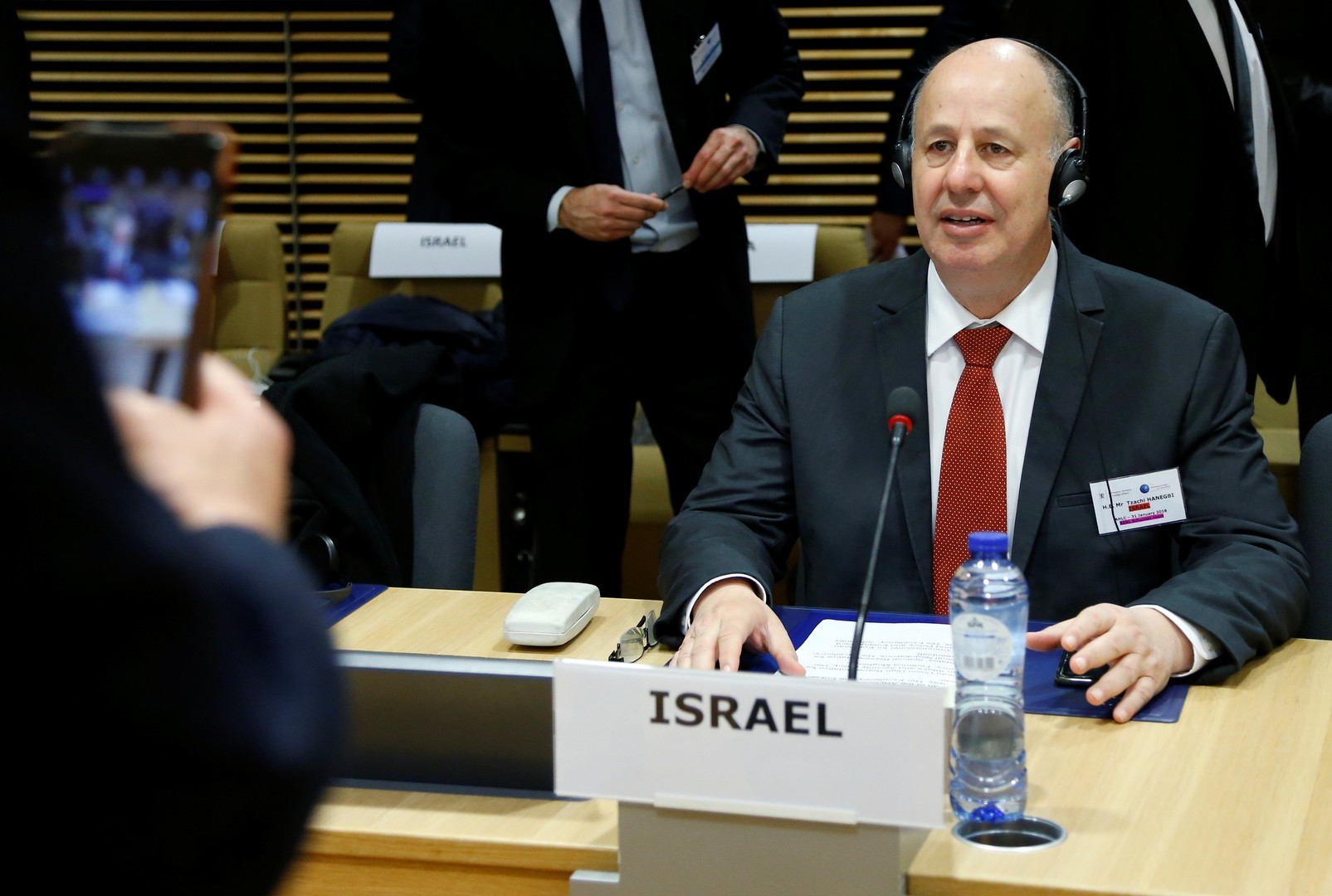 المحلل السياسي والكاتب الإسرائيلي شمعون آران