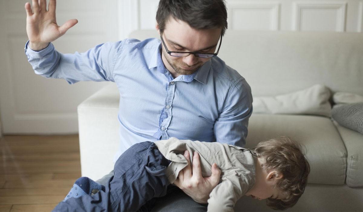 دراسة: ضرب الطفل يصنع منه كذابًّا