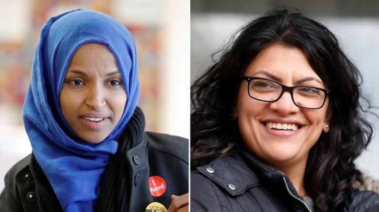 "غضب إسرائيلي.. نائبتان ديمقراطيتان تؤيدان علنا الـ ""BDS"""