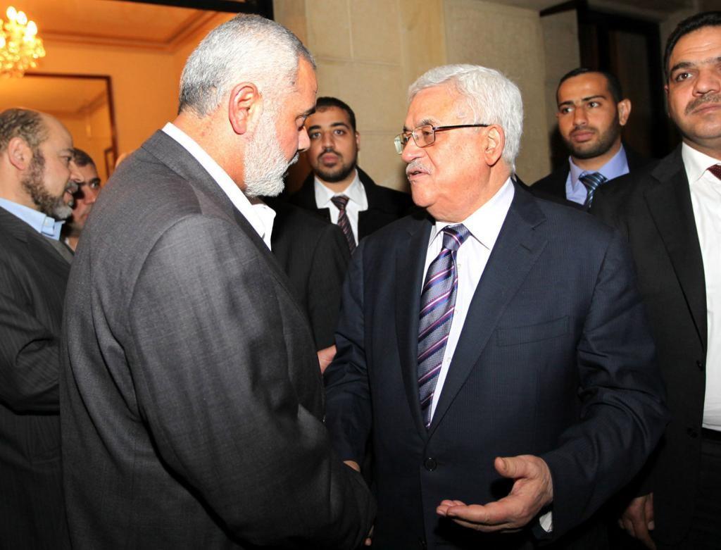 هنية: مستعد للقاء الرئيس عباس لبحث الانتخابات وزيارة غزة