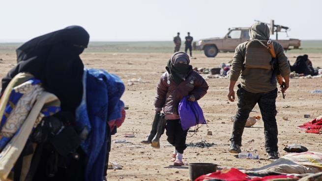 """وصل عدد الخارجين من مناطق """"داعش"""" الى 20"""
