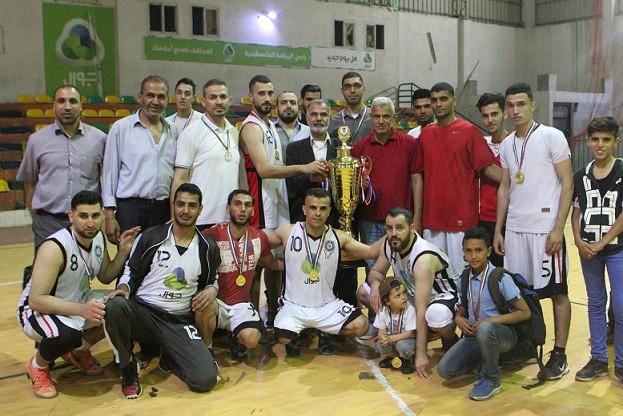 خدمات البريج بطل السلة