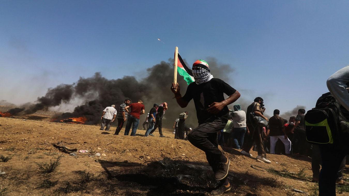مسيرات-العودة-بغزة.