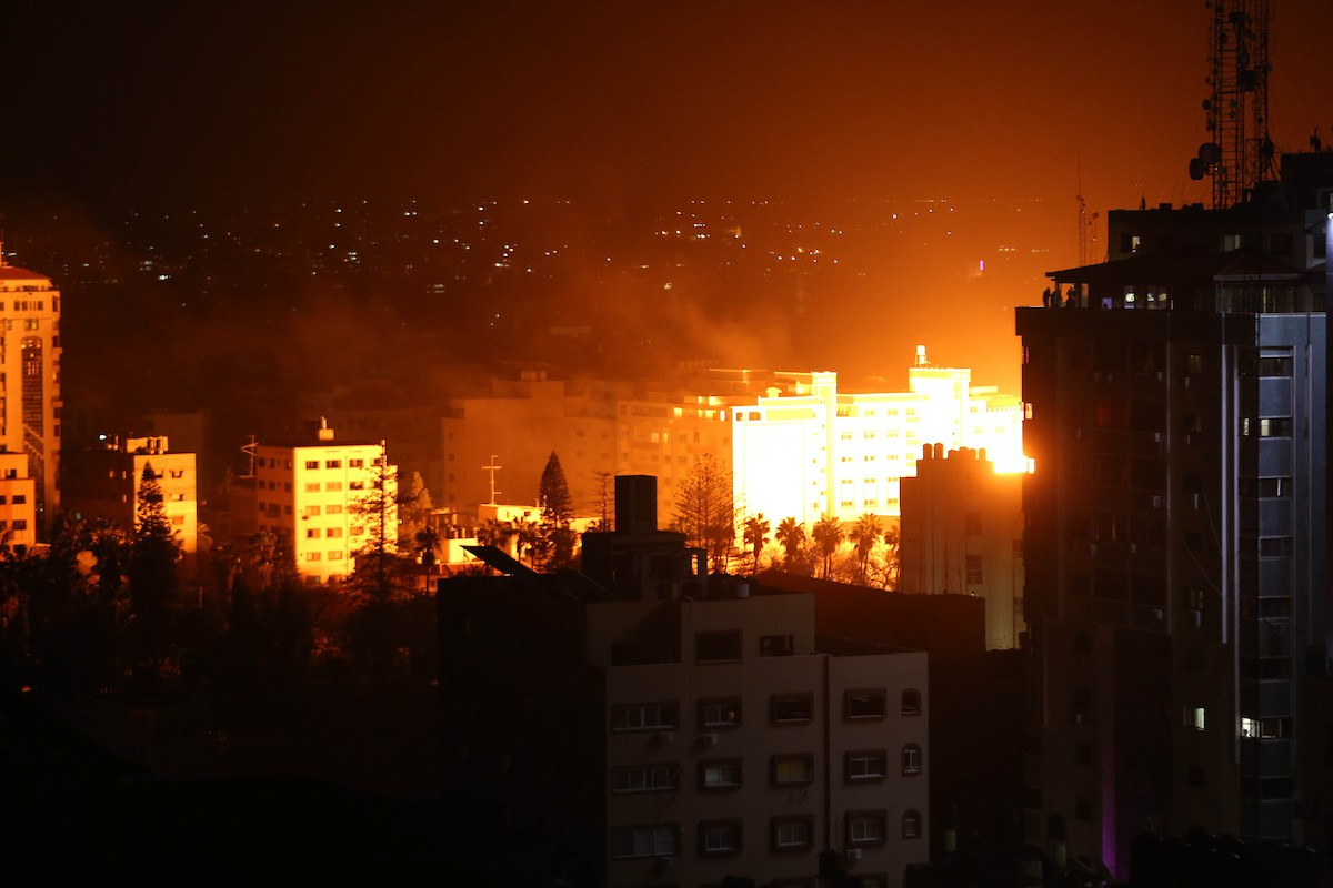 صحيفة : فرص استمرار التهدئة في غزة ضعيفة وصيف ساخن بالانتظار