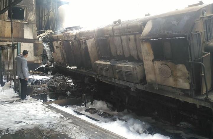 النائب العام المصري: هذا هو سبب حادث قطار القاهرة