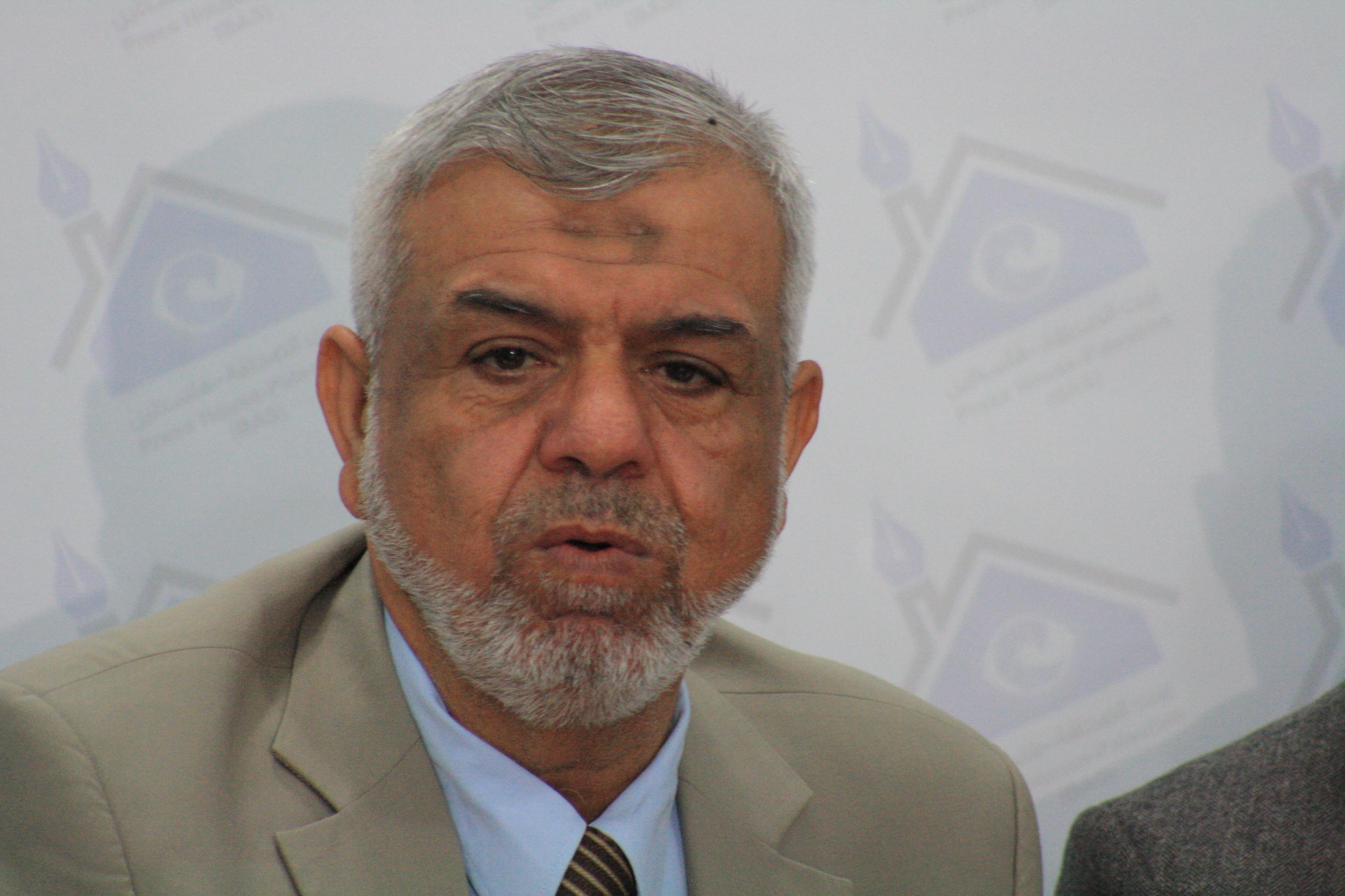 الكاتب السياسي مصطفى الصواف