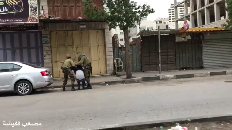 الاحتلال يعتدي على فتى وجدته بالعيسوية