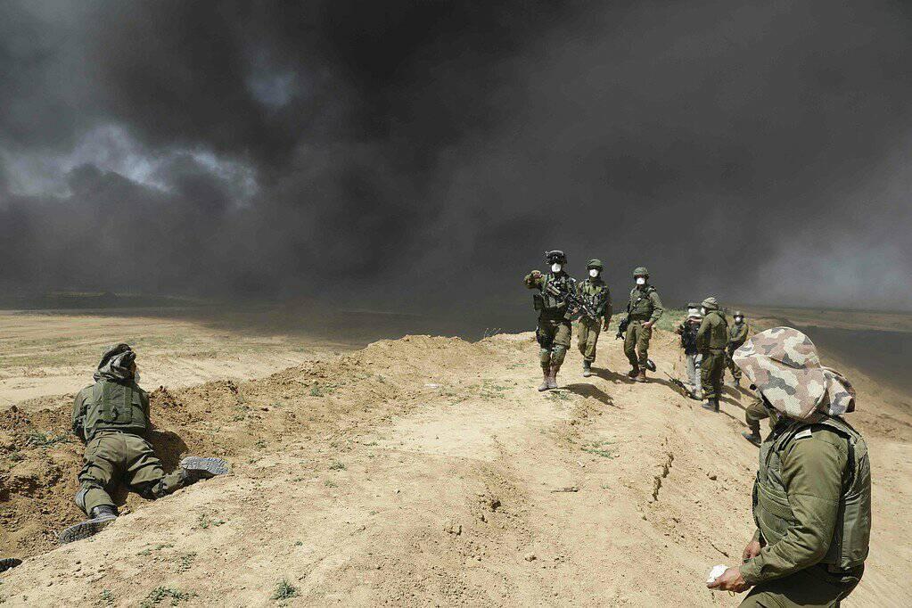 واللا: قواعد لعبة غزة تعزيز النار دون التوجه لحرب