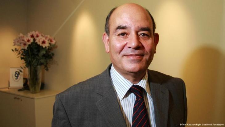 راجي الصوراني مدير المركز الفلسطيني لحقوق الإنسان